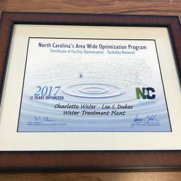 Dukes Certificate