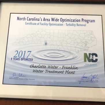 Franklin Certificate